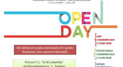 Open Day Columba