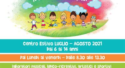"""Piano Scuola Estate – Centro Estivo """"Insieme siamo musica"""""""